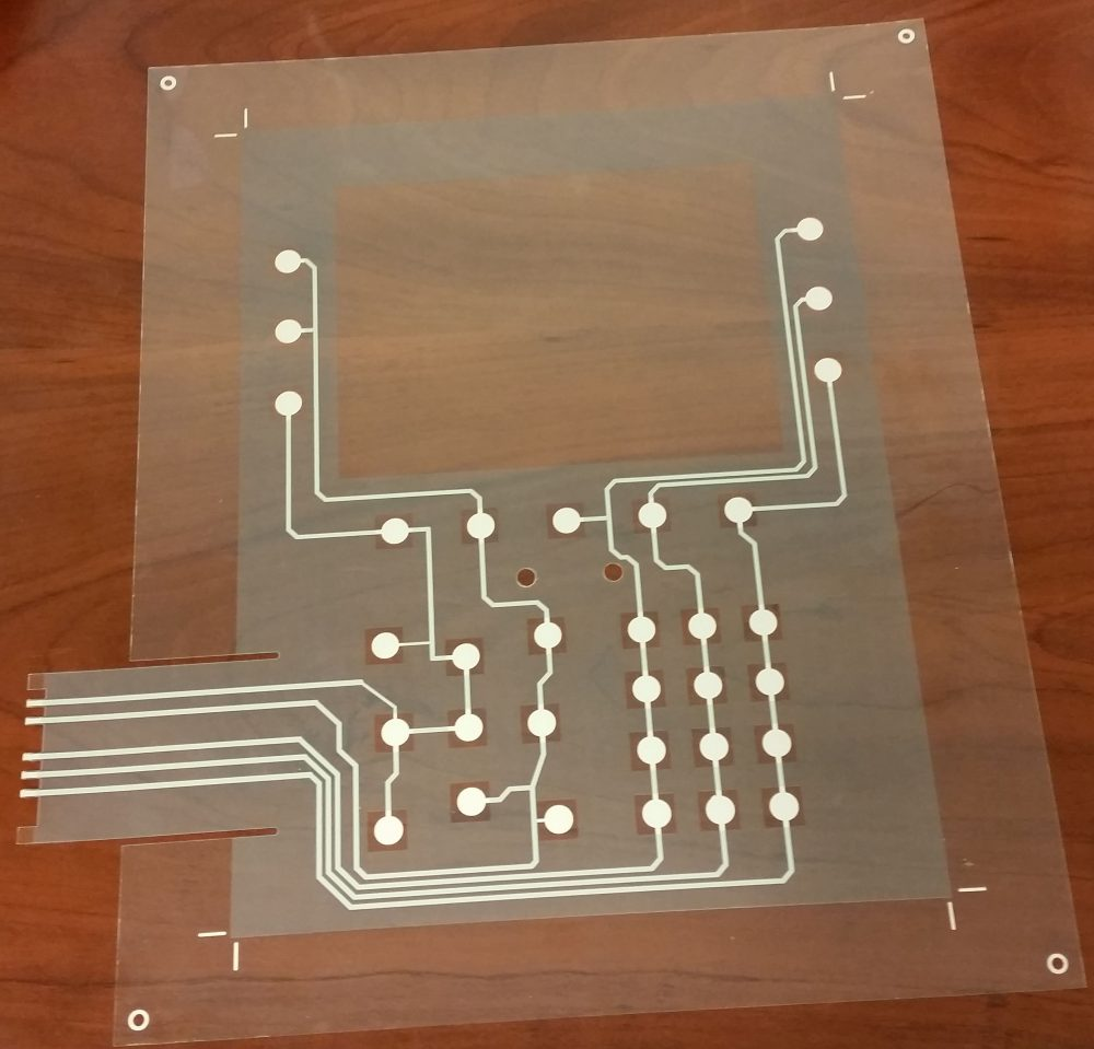 Permalink to: PRINTED FLEX CIRCUITS